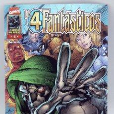 Cómics: LOS 4 FANTÁSTICOS HEROES REBORN Nº 5 MARVEL CÓMICS FORUM 1997. Lote 47407177