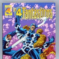 Comics : LOS 4 FANTÁSTICOS ASUNTOS DE FAMILIA PRESTIGE Nº 4 MARVEL CÓMICS FORUM 1997. Lote 47407294