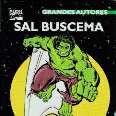 Cómics: GRANDES AUTORES: SAL BUSCEMA. LIBRO EDITADO POR FORUM, 2003.. Lote 84847146