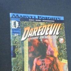 Comics : MARVEL KNIGHTS - DAREDEVIL - Nº 27 - FORUM .. Lote 47417839