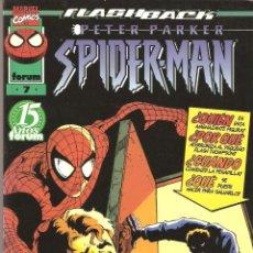 Cómics: PETER PARKER SPIDERMAN Nº 7 LOMO NEGRO EDICIONES FORUM COMO NUEVO. Lote 47418983