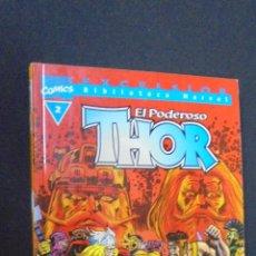 Cómics: BIBLIOTECA MARVEL - THOR - Nº 2 - FORUM.. Lote 47445380