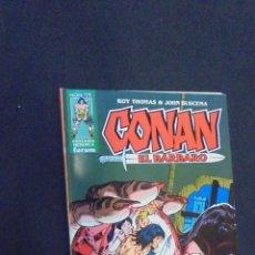 Cómics: CONAN EL BARBARO - Nº 27 - ROY THOMAS - FORUM.. Lote 47459577