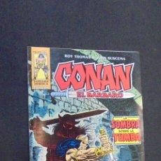 Cómics: CONAN EL BARBARO - Nº 31 - ROY THOMAS - FORUM.. Lote 47459633