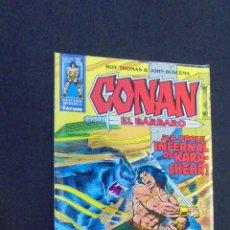 Cómics: CONAN EL BARBARO - Nº 35 - ROY THOMAS - FORUM.. Lote 47459693