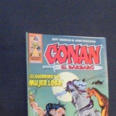 Cómics: CONAN EL BARBARO - Nº 38 - ROY THOMAS - FORUM.. Lote 47459749