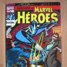 Cómics: MARVEL HEROES Nº 60 FORUM - POSIBILIDAD DE ENTREGA EN MANO EN MADRID. Lote 47460940