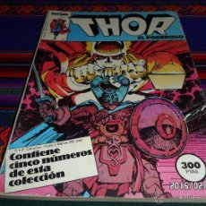 Cómics: FORUM VOL. 1 RETAPADO THOR NºS 26 27 28 29 30. 300 PTS. 1983. BUEN ESTADO Y RARO.. Lote 47584354
