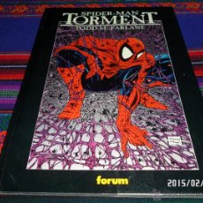 Cómics: FORUM OBRAS MAESTRAS Nº 16 SPIDERMAN, TORMENT POR TODD MCFARLANE. 1995. BUEN ESTADO.. Lote 47587079