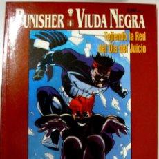 Cómics: PUNISHER & VIUDA NEGRA. Lote 47604451