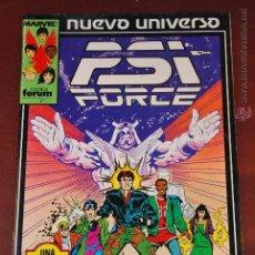 Cómics: PSI FORCE Nº 01 AL 12 - COMPLETA -. Lote 47701592