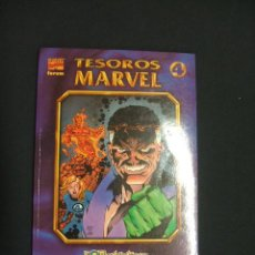 Cómics: TESOROS MARVEL - LOS 4 FANTASTICOS - LOS AÑOS PERDIDOS 2 - FORUM - . Lote 47717440