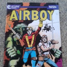 Cómics: AIRBOY -- Nº 2 -- ECLIPSE COMICS / FORUM --. Lote 47753326