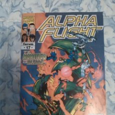 Cómics: ALPHA FLIGHT Nº17 FORUM. Lote 47787742