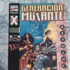 Cómics: GENERACION MUTANTE 11 / FORUM. Lote 47788024