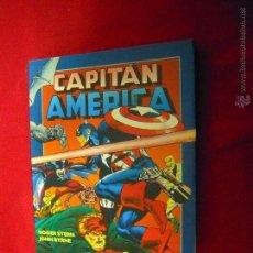 Cómics: CAPITAN AMERICA EL SUEÑO AMERICANO - OBRAS MAESTRAS 10 - BYRNE & STERN - TOMO RUSTICA. Lote 47847438