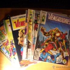Cómics: LOS VENGADORES VOL 1 FORUM. Lote 47856693