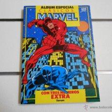 Fumetti: ALBUM ESPECIAL. CLASICOS MARVEL. Lote 47874487