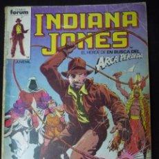 Cómics: INDIANA JONES. TOMO DEL 2 AL 5. FORUM. Lote 47946350