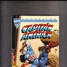 Cómics: FORUM - BIBLIOTECA MARVEL CAPITAN AMERICA NUM. 7 . MBE. Lote 47978798