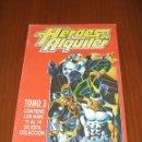 Cómics: RETAPADO HÉROES DE ALQUILER - COMICS FORUM - Nº 11 A 14 - JOHN OSTRANDER. Lote 160553804