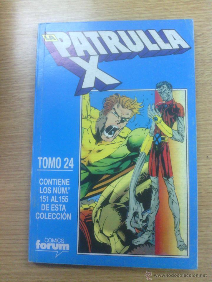 PATRULLA X VOL 1 RETAPADO #24 (NUMEROS 151 A 155) (Tebeos y Comics - Forum - Retapados)