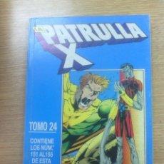 Cómics: PATRULLA X VOL 1 RETAPADO #24 (NUMEROS 151 A 155). Lote 48015836