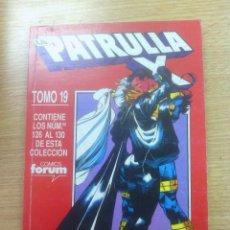 Cómics: PATRULLA X VOL 1 RETAPADO #19 (NUMEROS 126 A 130). Lote 48016042