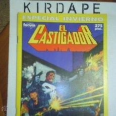 Cómics: EL CASTIGADOR ESPECIAL INVIERNO. Lote 48036718