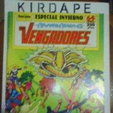 Cómics: VENGADORES ESPECIAL INVIERNO. Lote 48039264