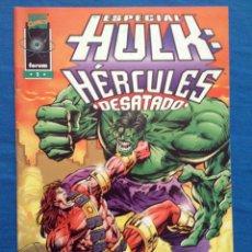 Cómics: ESPECIAL HULK: HERCULES DESATADO (FORUM) - 1997. Lote 48202302
