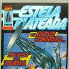 Cómics: ESTELA PLATEADA NUEVO COMIENZO REGRESO A LA TIERRA Nº 1 MARVEL CÓMICS FORUM 1998. Lote 48261176