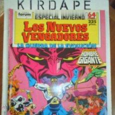 Cómics: LOS NUEVOS VENGADORES ESPECIAL INVIERNO. Lote 48261802