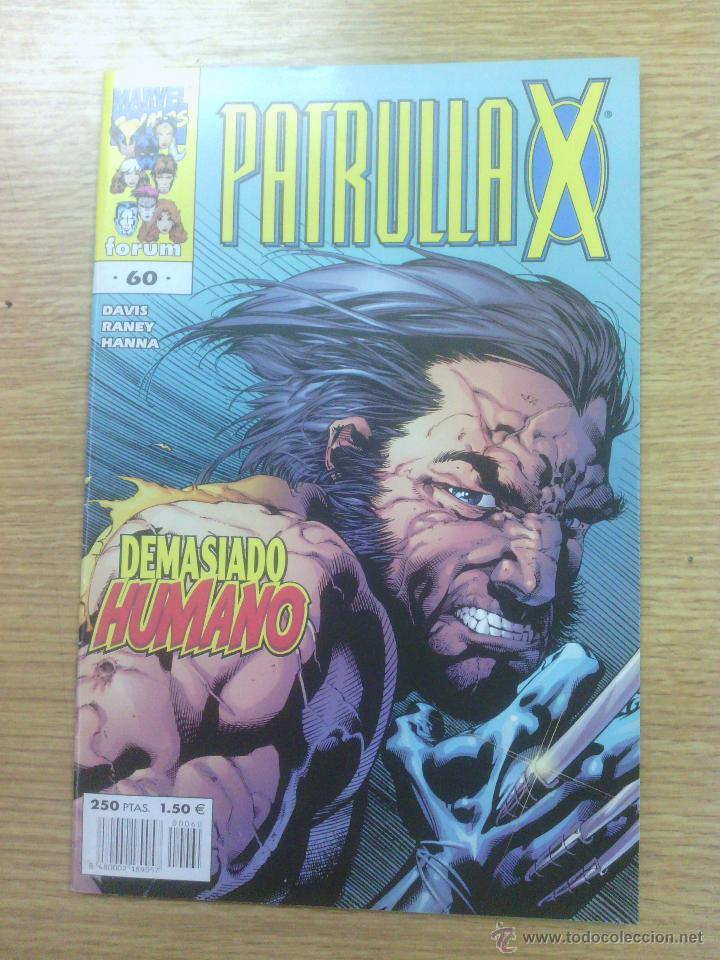 PATRULLA X VOL 2 #60 (Tebeos y Comics - Forum - Patrulla X)
