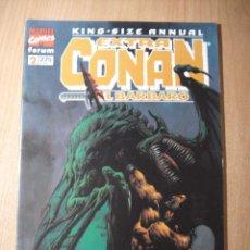 Cómics: KING-SIZE ANNUAL EXTRA CONAN EL BÁRBARO Nº 2. Lote 48270461