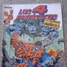 Comics : LOS 4 FANTASTICOS -- VOL. 1 -- Nº 89 -- FORUM --. Lote 48279022