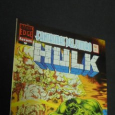 Cómics: FANTASMAS DEL FUTURO - HULK - Nº 9 - FORUM - PARTE 3 DE 5.. Lote 48345371