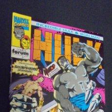 Cómics: INCREDIBLE HULK & IRON MAN - Nº 2 - FORUM .. Lote 48345534