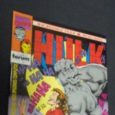 Cómics: INCREDIBLE HULK & IRON MAN - Nº 5 - FORUM .. Lote 48345560