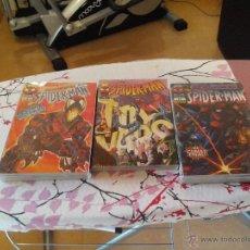 Cómics: NUEVO SPIDERMAN VOL 3 1 AL 12 COMPLETA. Lote 143270889