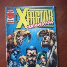 Cómics: X FACTOR Nº 21 FORUM C3. Lote 48359589