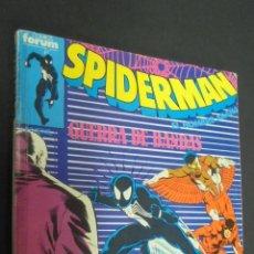 Cómics: SPIDERMAN. RETAPADO. CONTIENE CINCO NUMEROS. DEL 146 AL 150. FORUM.. Lote 48391827