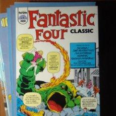 Cómics: FANTASTIC FOUR CLASSIC, VOL 1 DE FORUM COMPLETA 11 COMICS. Lote 48423206