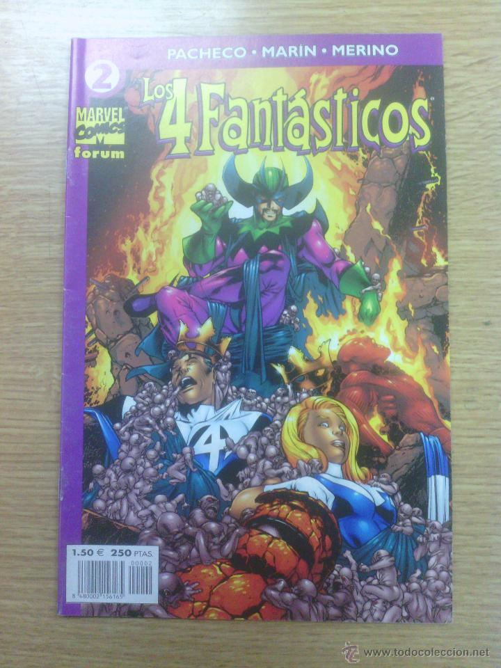 4 FANTASTICOS VOL 4 #2 (Tebeos y Comics - Forum - 4 Fantásticos)