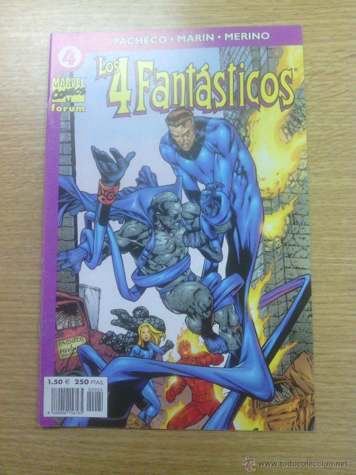 4 FANTASTICOS VOL 4 #4 (Tebeos y Comics - Forum - 4 Fantásticos)
