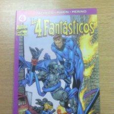 Cómics: 4 FANTASTICOS VOL 4 #4. Lote 48462751