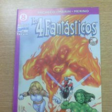Cómics: 4 FANTASTICOS VOL 4 #8. Lote 48462814