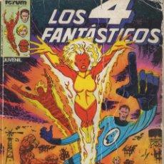 Cómics: LOS 4 FANTÁSTICOS - RETAPADO - Nº 21 A 25. Lote 188703060