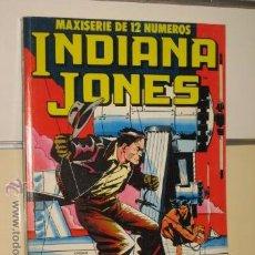 Cómics: INDIANA JONES NUMS. 4, 5 Y 6 EN UN TOMO RETAPADO - FORUM . Lote 48521855
