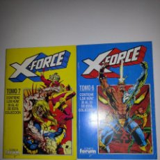 Cómics: X-FORCE VOL. 1 LOTE DE 2 TOMOS RETAPADOS DEL 30 AL 42 INCLUIDOS. Lote 48544425